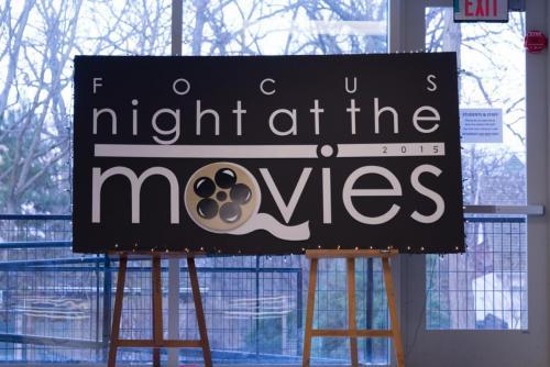 FOCUS 2015 Movie Night - April 10, 2015
